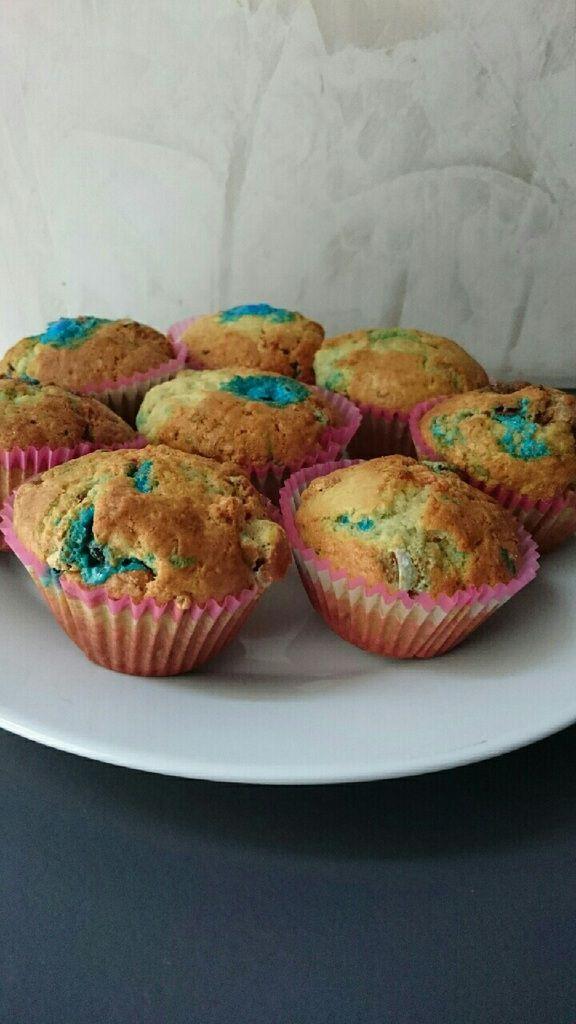Muffin m&amp&#x3B;m's