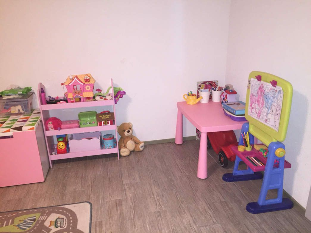 Chambre des enfants