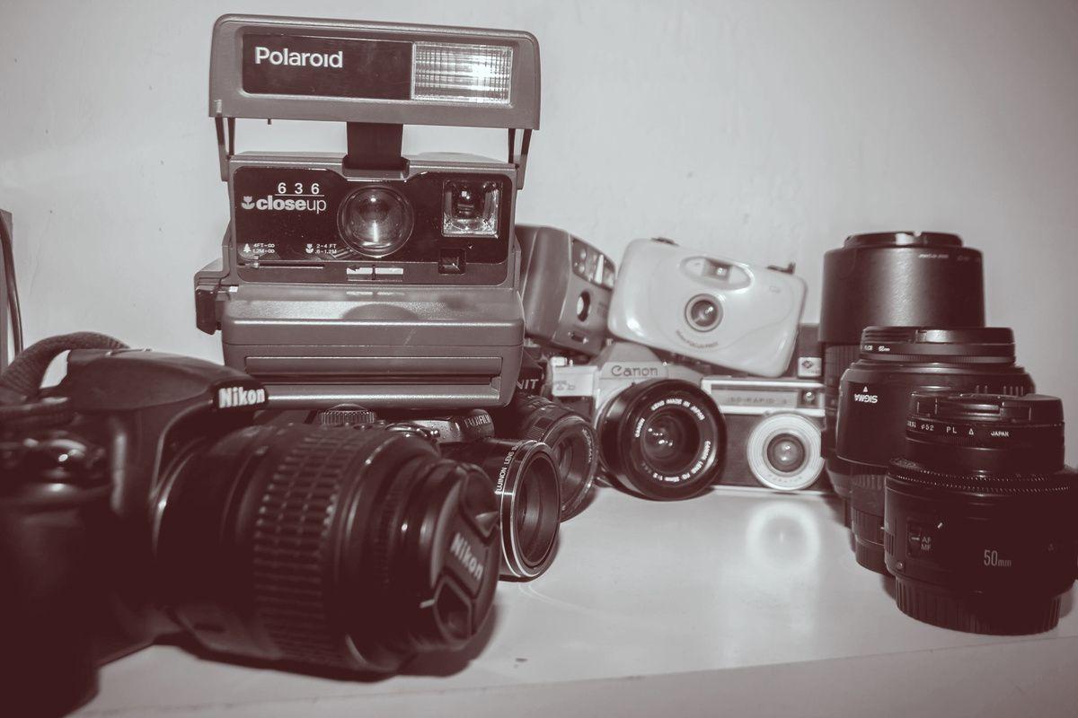 Novembre 2015 thème : appareil photo