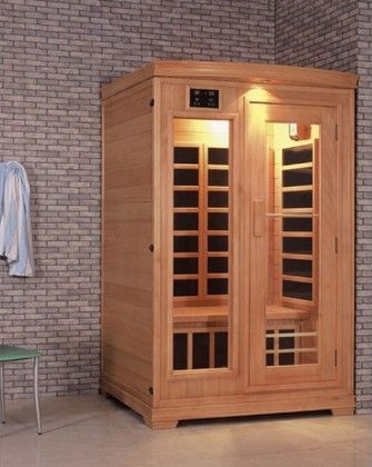 cabine sauna infrarouge votre bien tre nous int resse. Black Bedroom Furniture Sets. Home Design Ideas