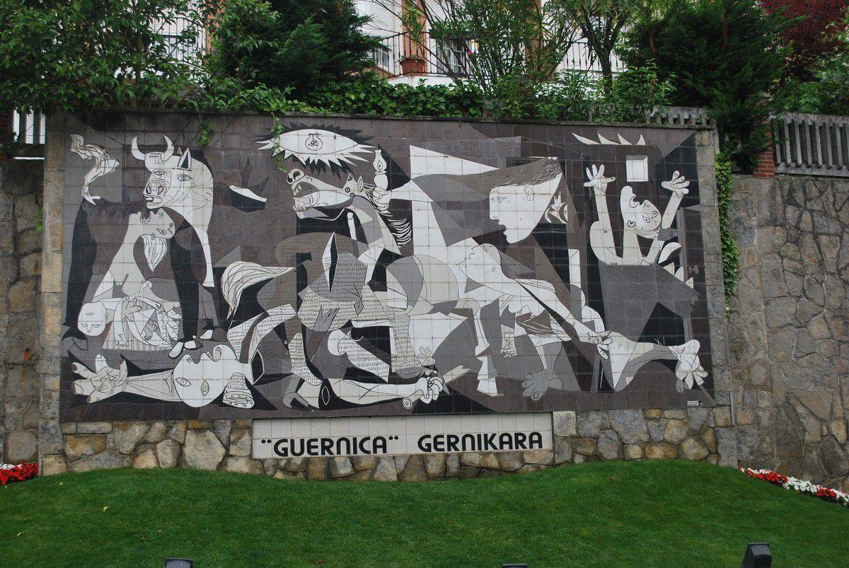 Camino del Norte - 5 - de Markina Xemien à Gernica Lumo