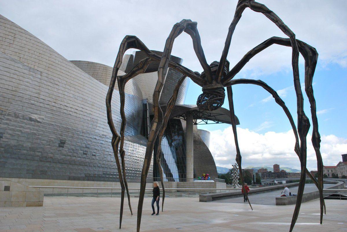 Camino del Norte - 7 -  Bilbao