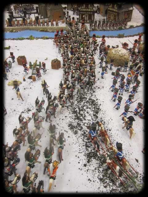 Charge de cavalerie lourde de Cooster