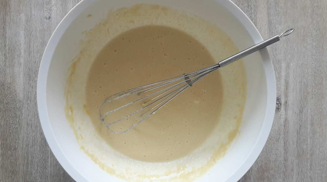 Cake au citron et mascarpone (sans gluten)