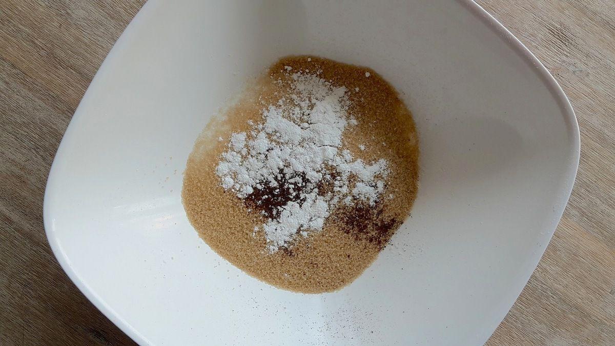 Tarte cookie au chocolat noir et noix de pécan