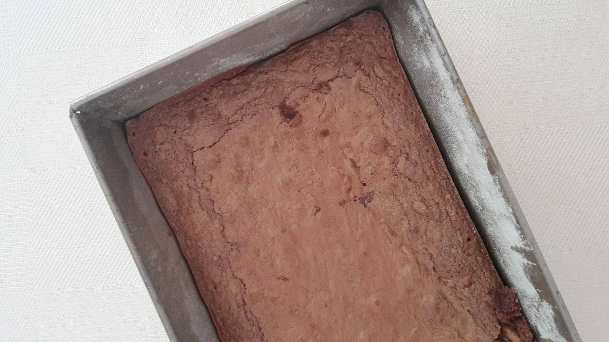 Brownie aux noix de pécan ( IRRESISTIBLE! )