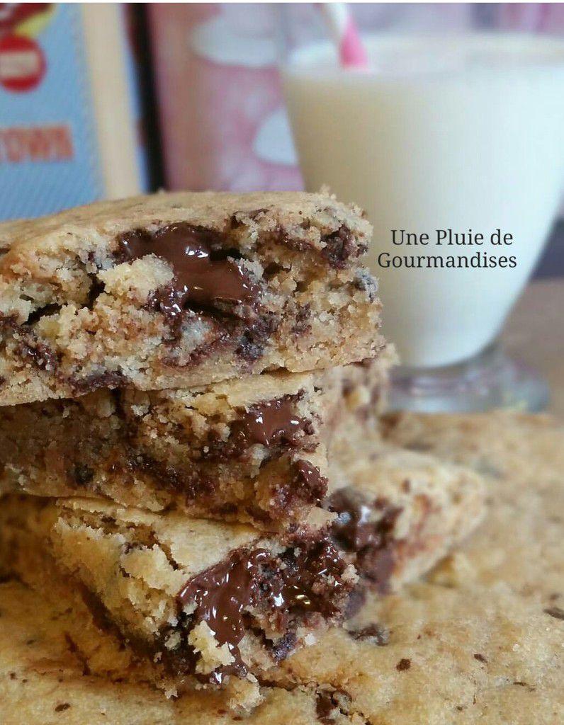 Mon Cookie Géant Choco Cacahuètes