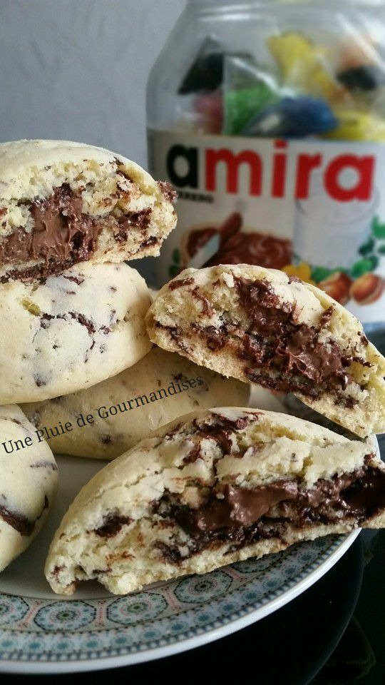 Big Cookies Nutella