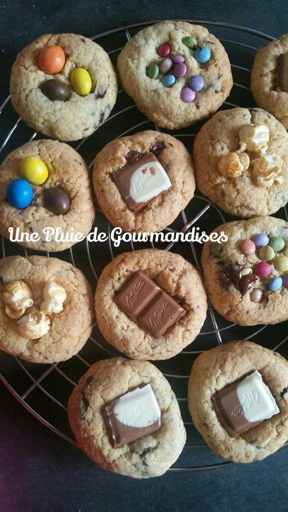 Cookies Ultra Gourmands