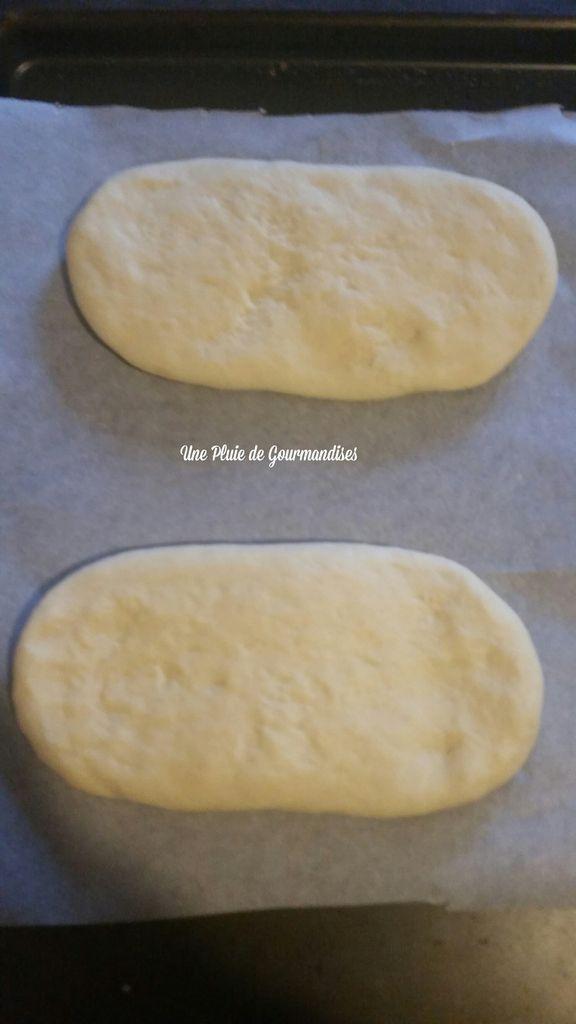 Pain Sandwich Crudités