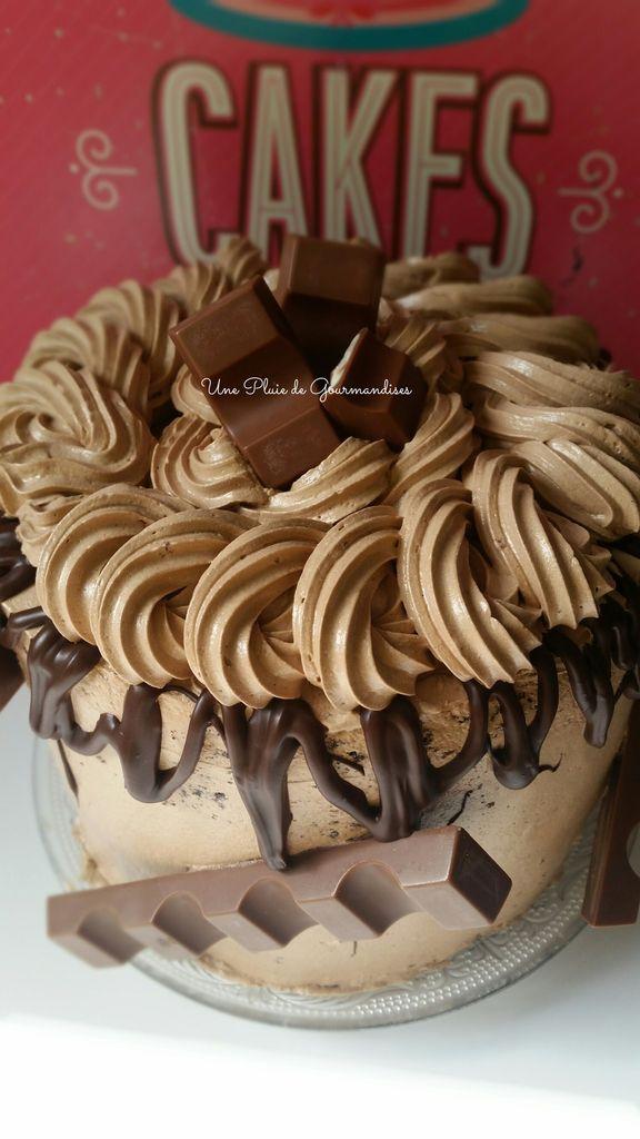 Layer Cake Kinder maxi