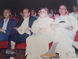 Hommage au Cheïkh El Hadj Mustapha Bendimerad de Tlemcen