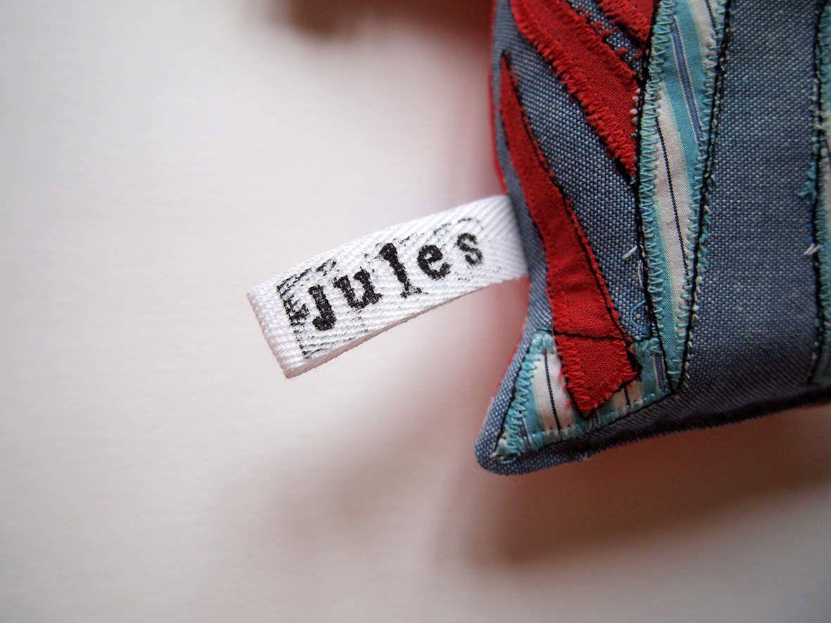 Création Zut! Jules