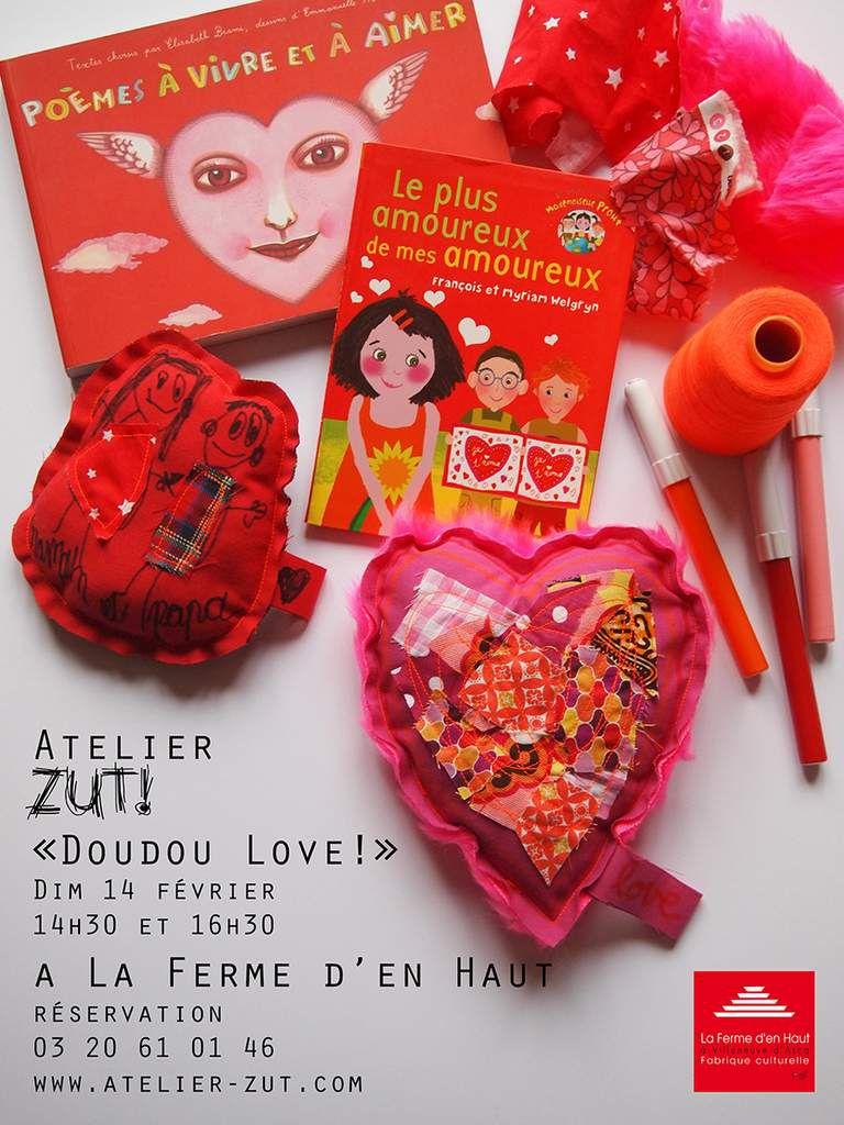 Atelier Zut! diy à La Ferme d'en Haut