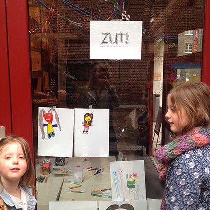 Expo Zut! à La Maison Folie Moulins