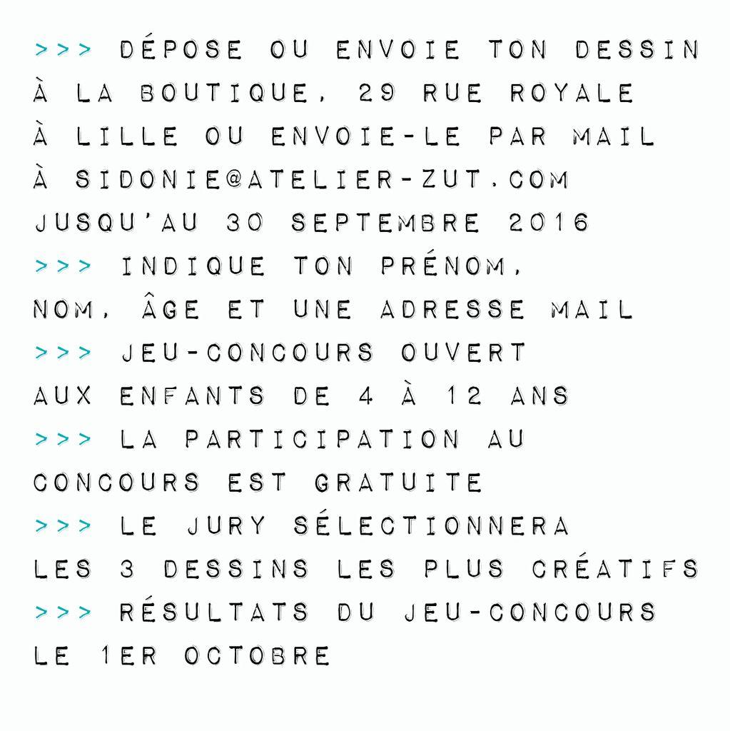 Concours de Dessin Zut! & La Fourmi
