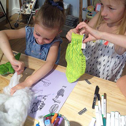 Atelier Zut! DIY à La Fourmi