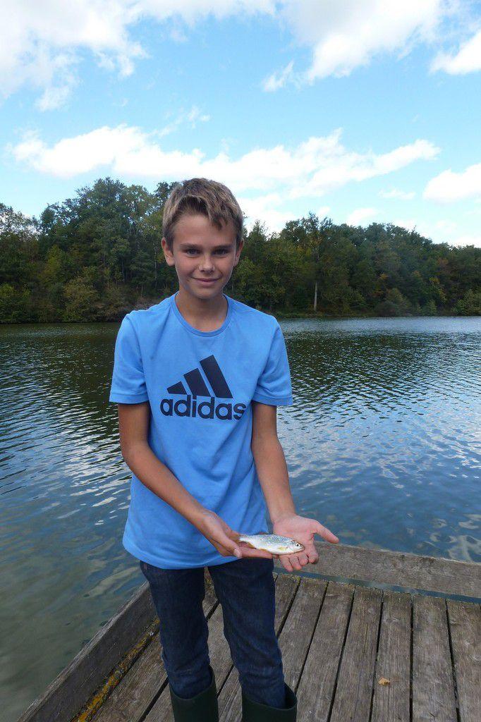 Initiation pêche au Feeder