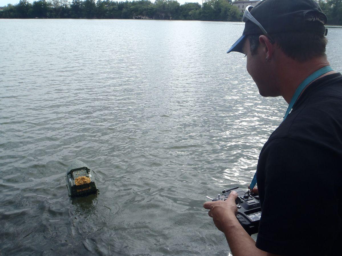 2ème partie de la pêche au coup en BPJEPS: feeder et anglaise