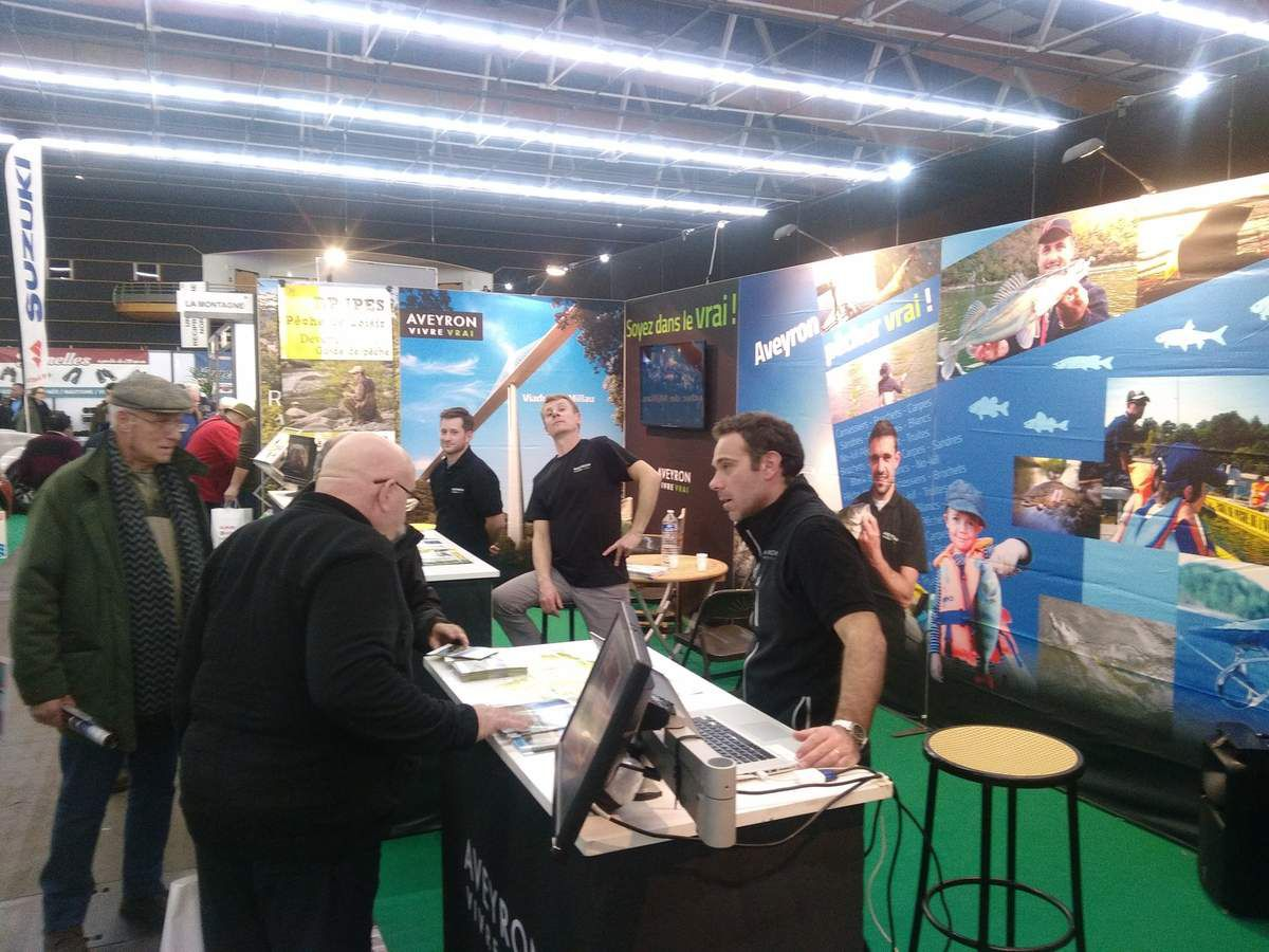 Salon National de la Pêche de Loisir 2017