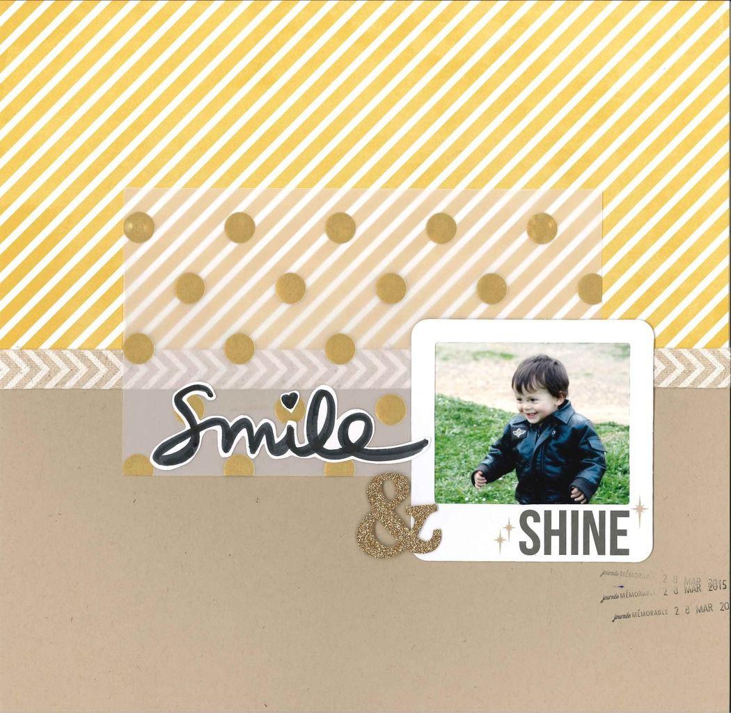 Smile and shine