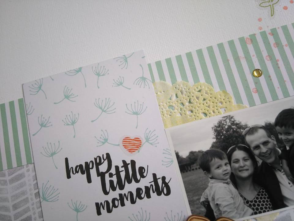 Happy little moments - Sophiebio
