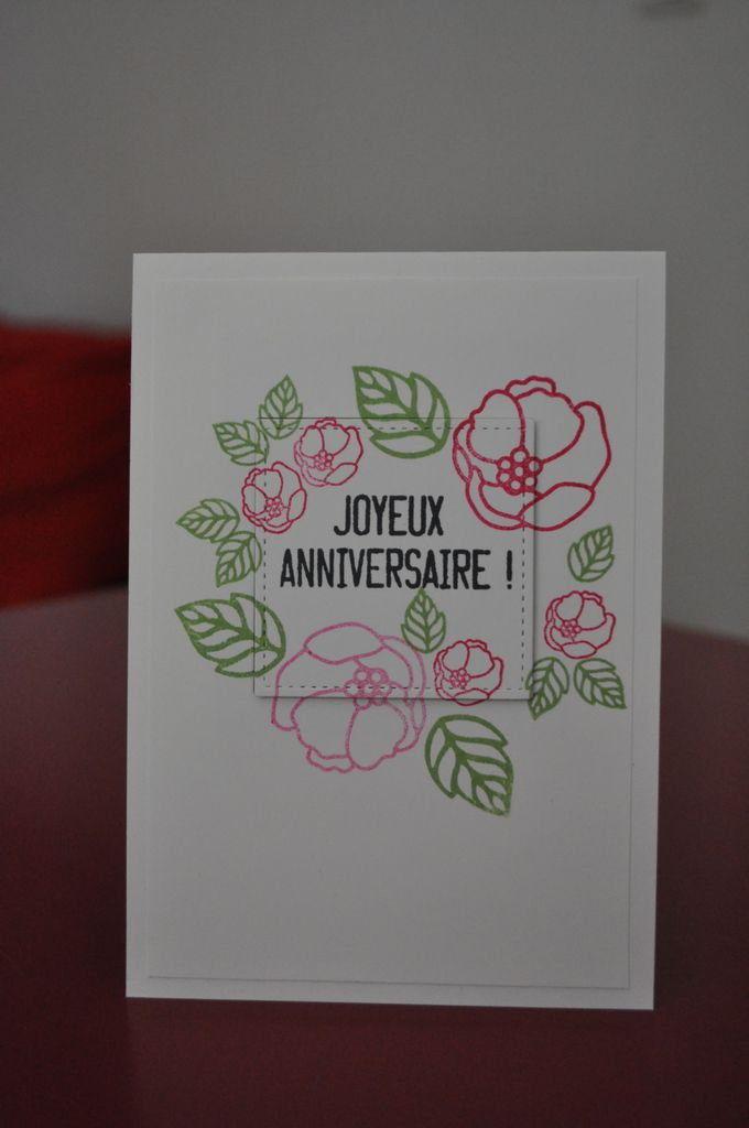 Sophiebio - Anniversaire Douces notes