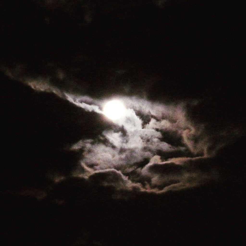 By night, un soir de pleine lune...