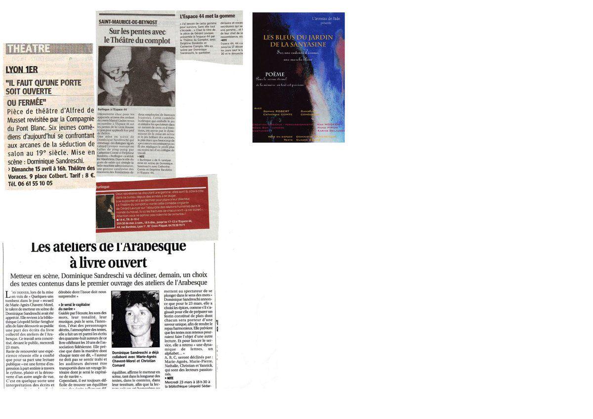 Presse/Affiches