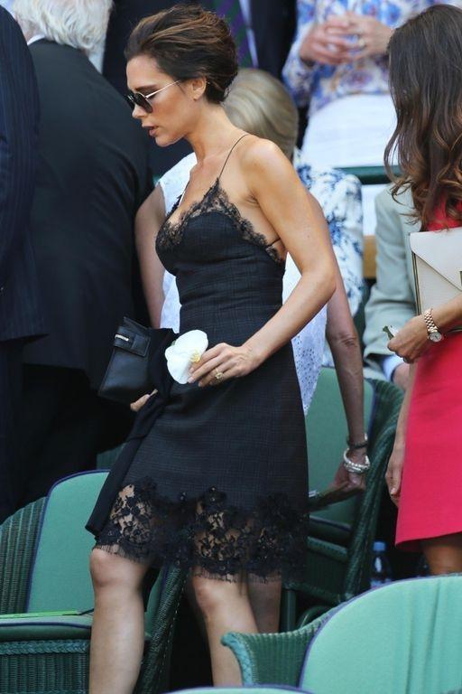 Robe portée par Victoria , en 2013.