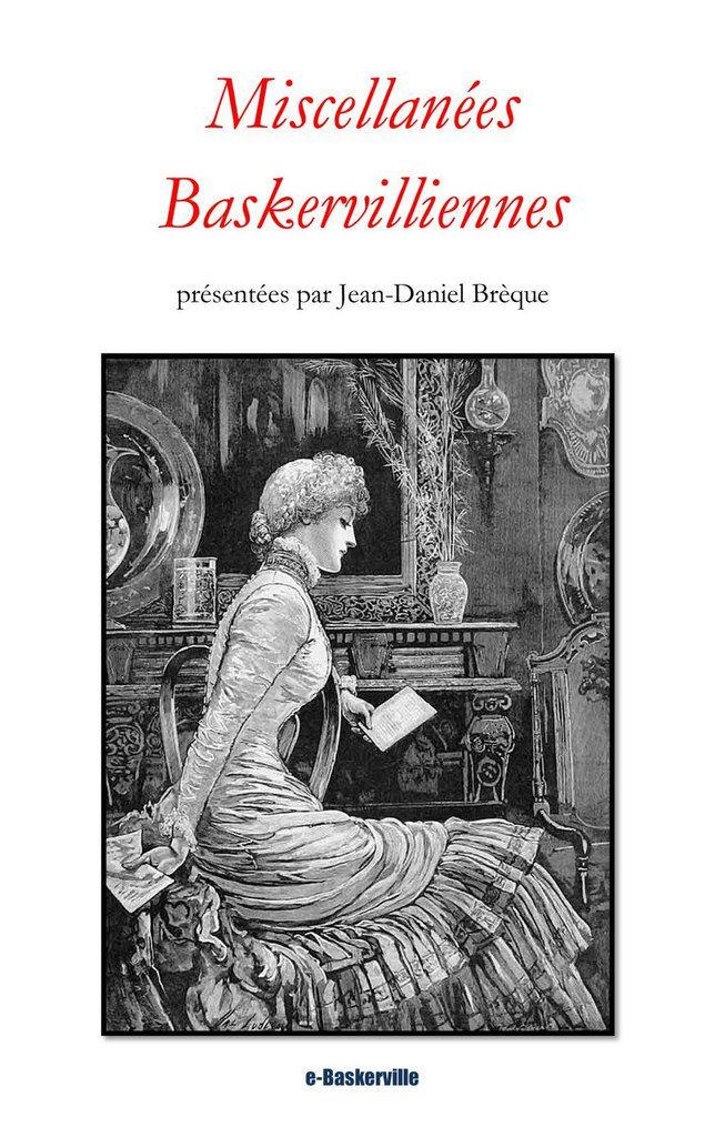 [e-Baskerville #34] Anthologie - Miscellanées baskervilliennes (EPUB & Kindle)