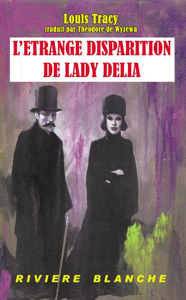 [Baskerville #28] Louis Tracy - L'Etrange Disparition de Lady Delia