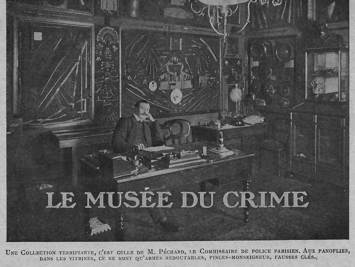 Anonyme - Le Musée du crime (1908)