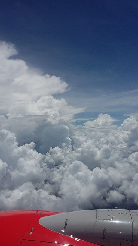 Départ ce matin de Chiang Mai pour l'aéroport de Don Muang à Bangkok (1020 bath les 2 billets)
