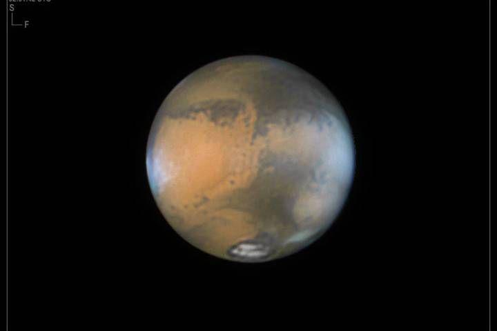 Mars : la vérité 1/2