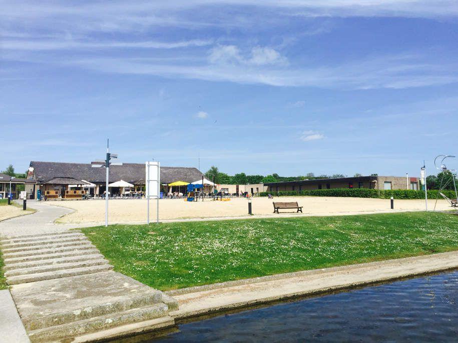 Le relais de phalemprise au barrage de l 39 eau d 39 heure vivons bien vivons belge - Barrage de l odeur ...