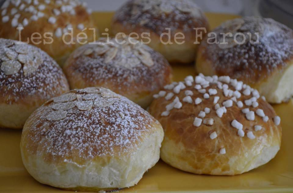 Brioches ultra moelleuses