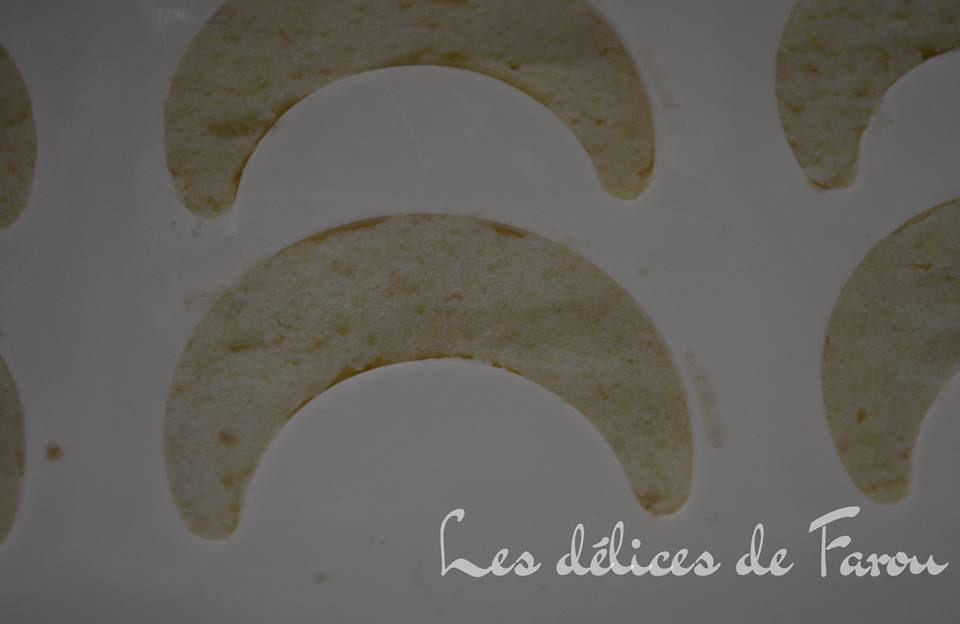 Vanille Kipferl de Christophe FELDER (Biscuits fondants à la vanille)
