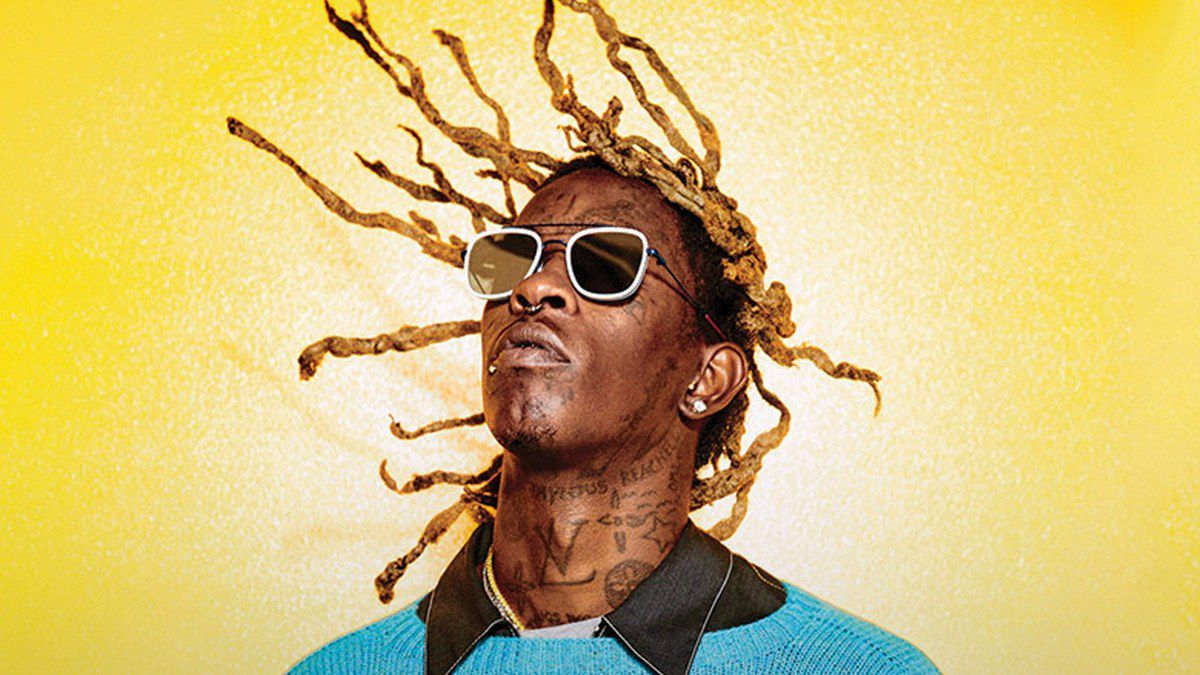 Young Thug &quot&#x3B;Gangster Sht&quot&#x3B;
