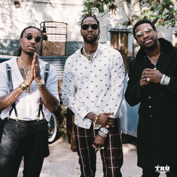 2 Chainz &quot&#x3B;Good Drank&quot&#x3B; Feat. Gucci Mane &amp&#x3B; Quavo