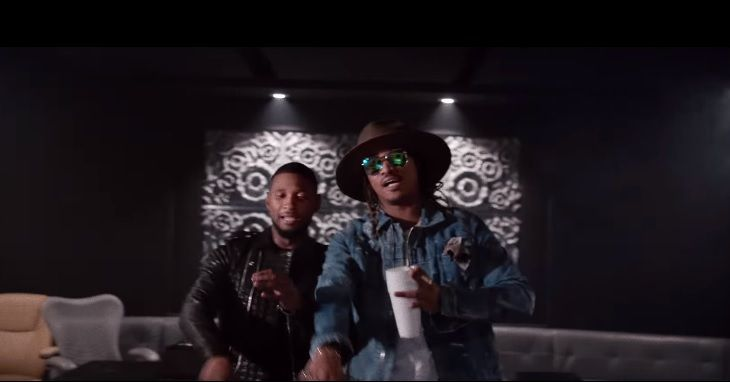 Usher &quot&#x3B;Rivals&quot&#x3B; (Ft Future) (VIDEO)