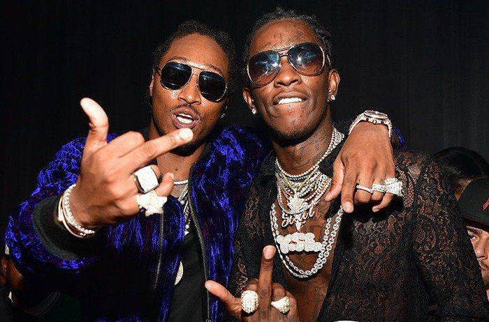 Young Thug &quot&#x3B;Relationship&quot&#x3B; Feat. Future