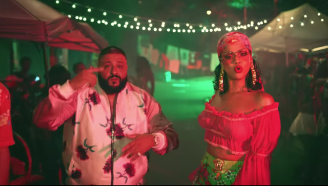 DJ Khaled &quot&#x3B;Wild Thoughts&quot&#x3B; Feat. Rihanna &amp&#x3B; Bryson Tiller (VIDEO)