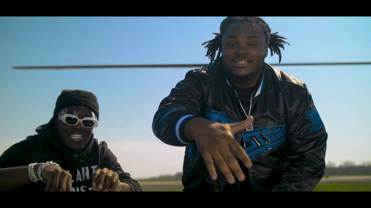 SON AJOUITE EN PLAYLIST : Tee Grizzley feat. Lil Yachty &quot&#x3B;From The D To The A&quot&#x3B;