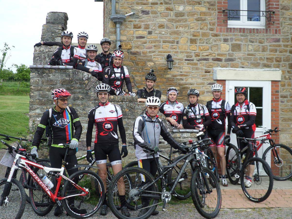 le Tour de la Suisse Normande en VTT