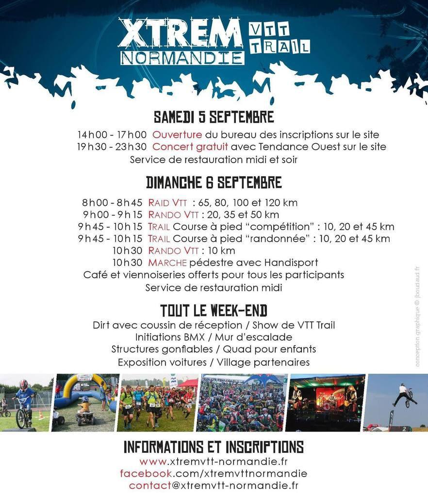 Le programme du Week  end, une très   belle Organisation!