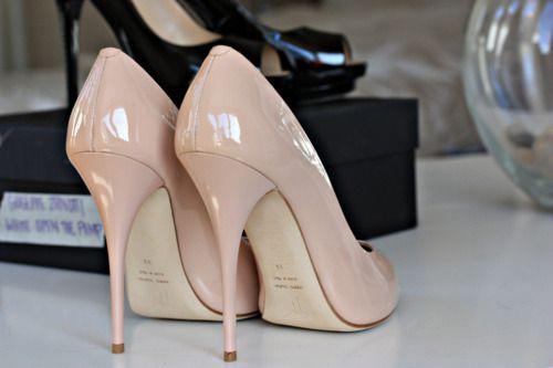 On poursuit avec les chaussures ! j'adore ! j'adhère !