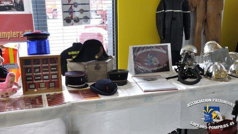 """27-28/03/2016 - Exposition """"Gendarmes & Pompiers"""" à Puiseaux"""