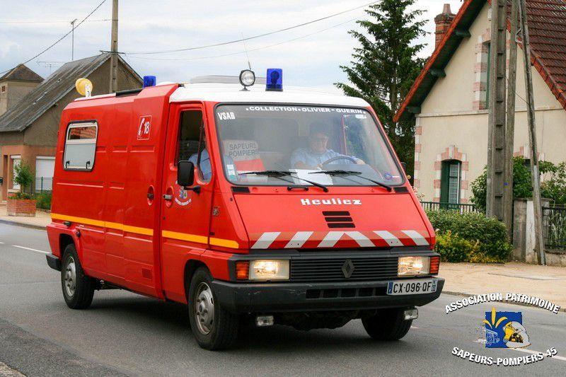 18/06/2016 - 123ème Congrès Départemental des Sapeurs-Pompiers du Loiret à Bellegarde