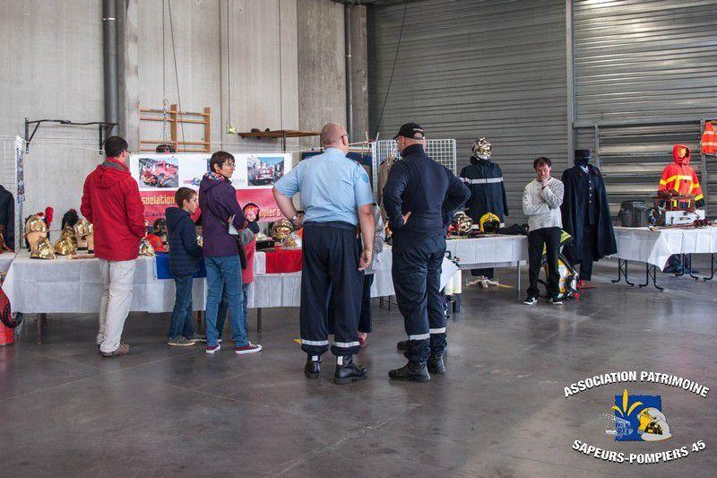 18/09/2016 - Exposition au CSP Orléans Nord